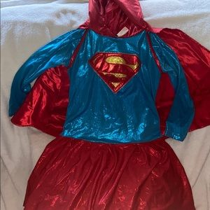 Supergirl Halloween costume